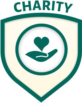 Charity Badge