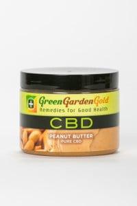 CBD-peanut butter