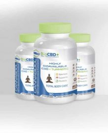 BioCBD Plus Total Body Care 3 Pack