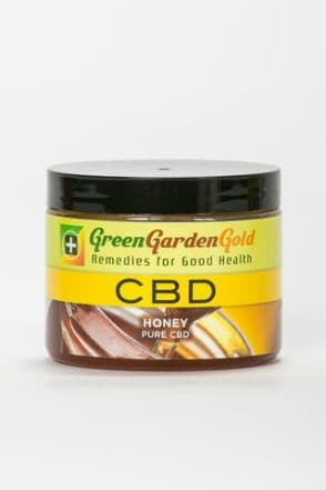 Green Garden Gold CBD Honey