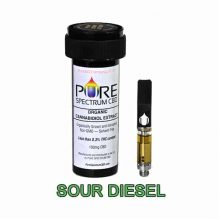 CBD oil cartridge