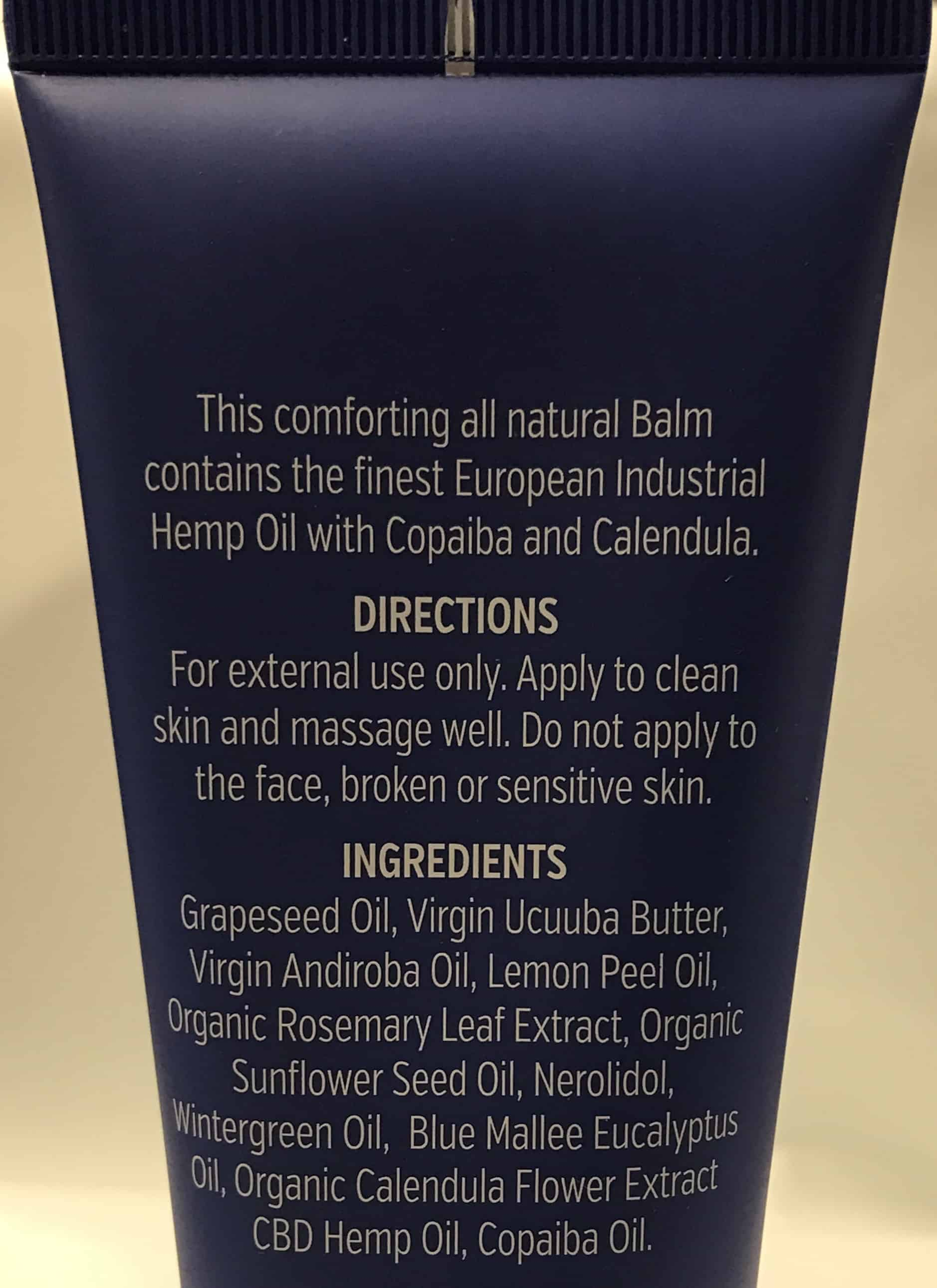 Rescue Balm Topical