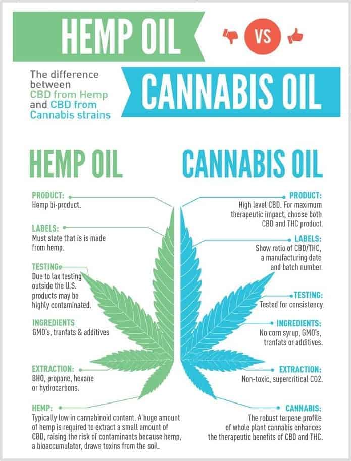 CBD oil vs CBD tincture: what's the ...