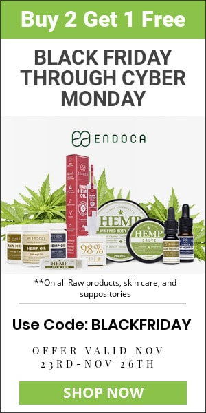 Cyber Monday CBD Deals
