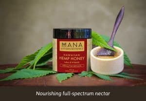 Mana Botanics CBD Honey Holiday Deals