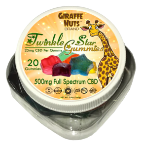 Giraffe Nuts Review