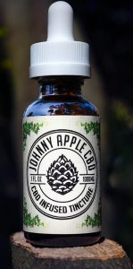 Johnny Apple CBD Review