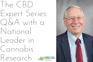 header image for cbd expert series interview with Dr. Igor Grant, cannabis researcher at UCSD
