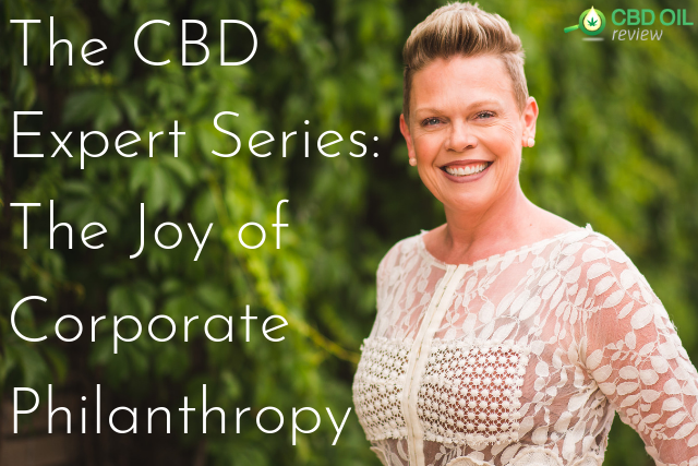 header image for expert series interview with Joy Smith of Joy Organics