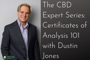 cbd expert series interview with dustin jones