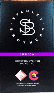 SB_Products__Syringe_HoneyOil_Box_Indica_500mg_12001