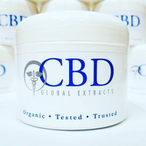 CBD Global Extracts Logo