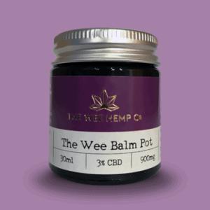 The Wee Hemp Company Logo