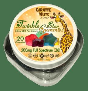 Giraffe Nuts Logo