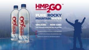 HMP2GO Logo