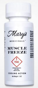 Mary's Medicinals Logo