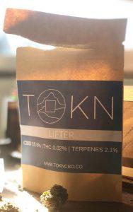 Tokn' Logo