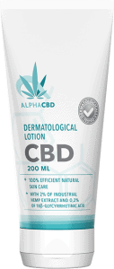 Alpha CBD Logo