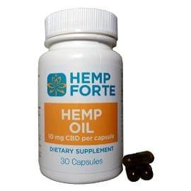 Hemp Forte Logo
