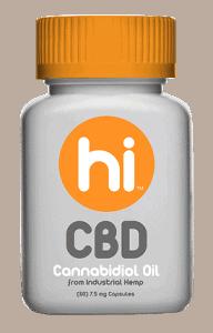 Hi CBD Logo