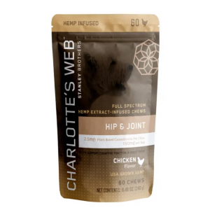 Charlotte's Web Hip & Joint CBD Chews for Dogs Image