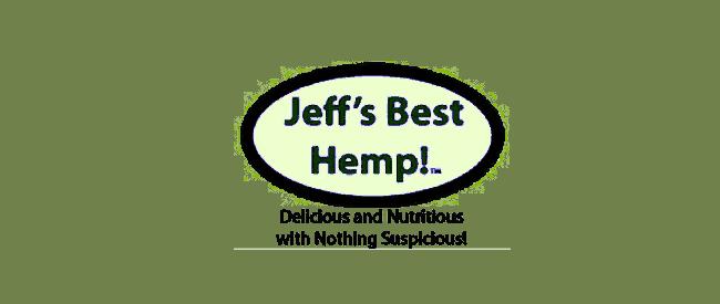 Jeff's Best Hemp! Review