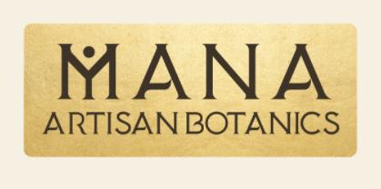 Mana Artisan Botanics Logo