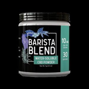 Uncanny Wellness Barista Blend CBD powder Image