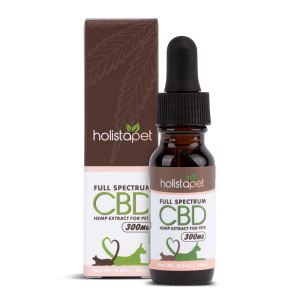Holistapet CBD Oil Tinctures for Dogs & Cats Image