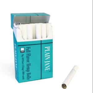 Plain Jane Full Flavor Hemp CBD Cigarettes Image