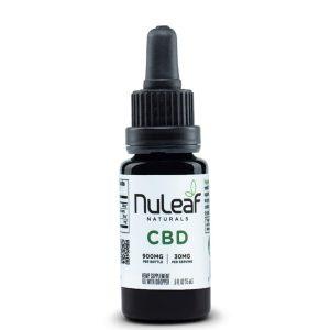 Nuleaf Naturals Full Spectrum CBD Oil Tinctures Image