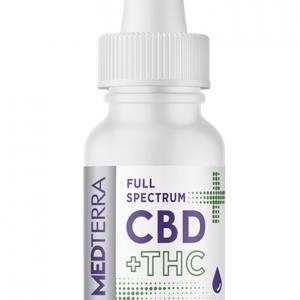 Medterra TRUE FULL SPECTRUM™ CBD drops Image