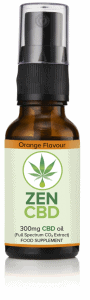 Zen CBD Oil Logo