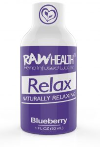 RAW Health Infused Products Logo
