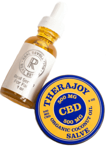 TheraJoy Pharma Logo