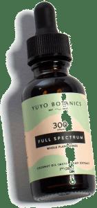 Yuyo Botanics Logo