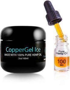 CopperGel Logo