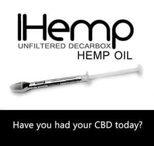 iHemp CBD Logo