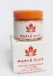 Maple Plus Logo