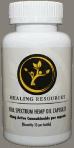 Healing Resources Logo