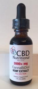 CBD Nutritional Logo