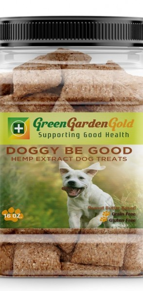 Green Garden Gold Dog Treats Gluten Free