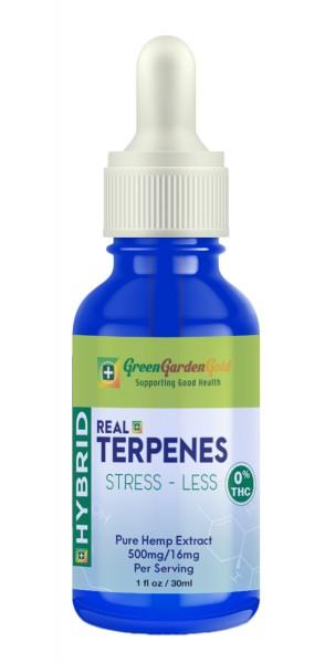 Real Terpenes – Hybrid CBD Tincture