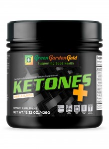 Green Garden CBD Ketones+™