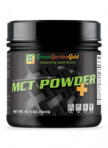 Green Garden CBD MCT Powder+