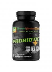 Green Garden CBD Probiotic+
