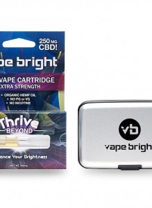 Vape Bright BEYOND Starter Pack – 250 MG w/ Battery