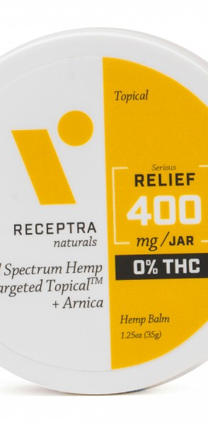 receptra releif anrica targeted topical