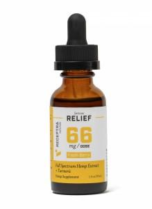 Receptra Serious Relief & Turmeric Drops (2000mg)
