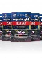 Vape Bright 5 Pack – Thrive CBD Vape Cartridge – 1000mg